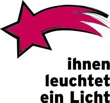 Logo Ihnen leuchtet ein Licht